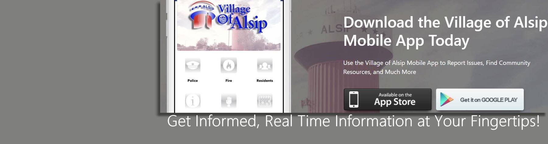 New! Village Of Alsip Mobile App